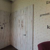 Sanitär-Einrichtung Café